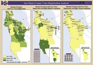 San Mateo County Voter Registration