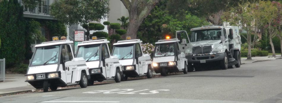 San Francisco street sweeping maps let residents avoid parking citations