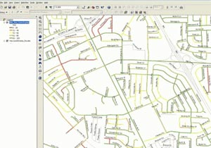 City of Hayward integrates ESRI GIS with StreetSaver Online PMS
