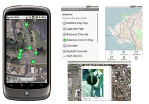 Mobile Data Collection Application using Android