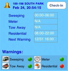 TKT STPR iPhone & Android App helps avoid parking tickets in San Francisco