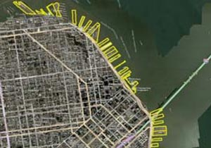Port of San Francisco facilities digital mapping and management