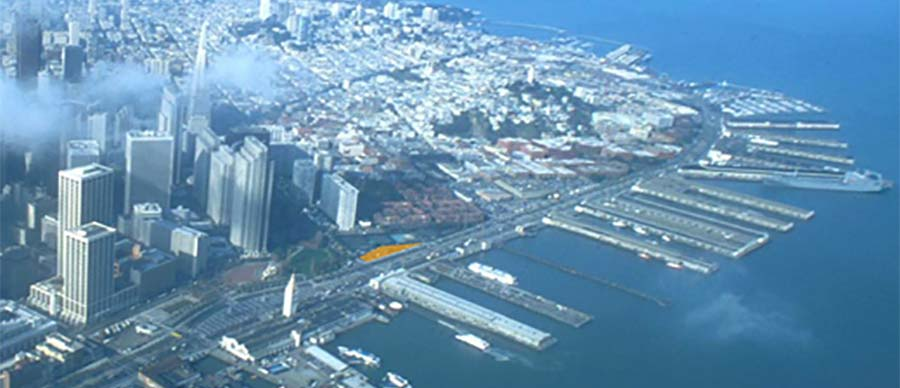 SF Ports Digital Mapping