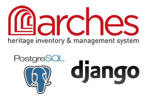 Getting Django to use Postgresql schemas in the Arches geospatial project