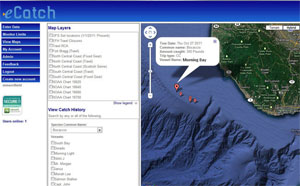 eCatch 2.0 – rebuilding sustainable fisheries on the California coast using GIS