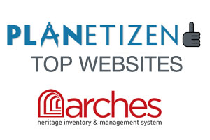 Arches Project recognized as one of Planetizen Top 10 Best Planning, Design, Development websites