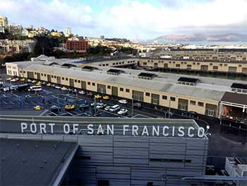 Port of San Francisco Uses Enterprise GIS to Prepare for Sea Level Rise Caused by Climate Change